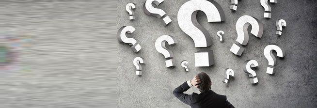 Большой FAQ с частыми вопросами и ответами